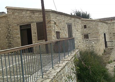 Village house in Cyprus, Larnaca, south: Villa Valentine