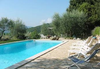 Country House in Italy, Todi: Pool