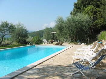 Country house in Italy, Todi Area: Pool
