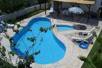 Villa in Turkey, Dalyan: The large private pool