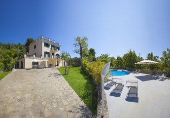 6 bedroom Villa for rent in Massa Lubrense