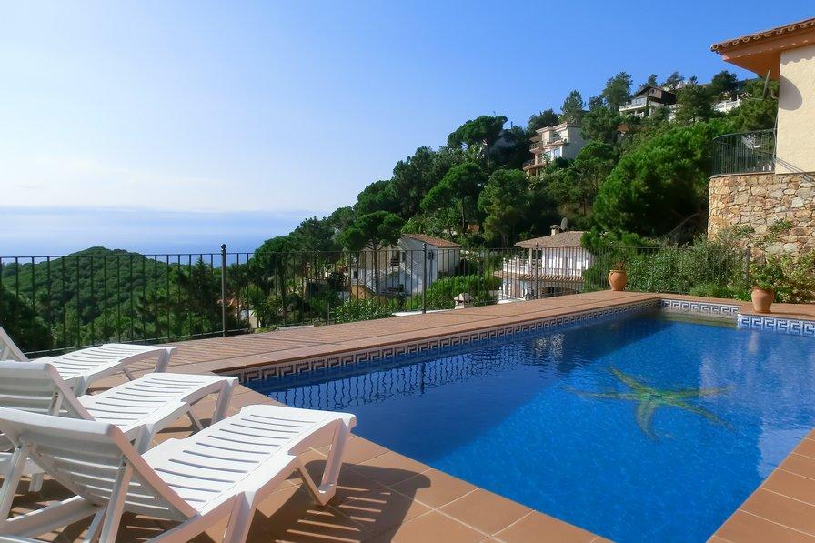 Villa in Spain, Lloret de Mar