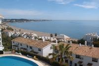 Superb 2 bed apartment with fabulous sea views Costa del Sol