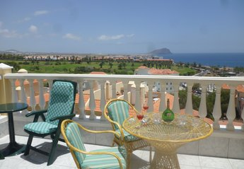 Penthouse Apartment in Spain, Golf del Sur