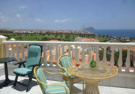 Penthouse Apartment in Golf del Sur, Tenerife
