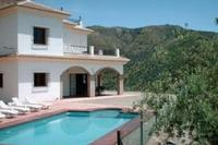 Villa in Spain, Comares: Villa Las Palomeras