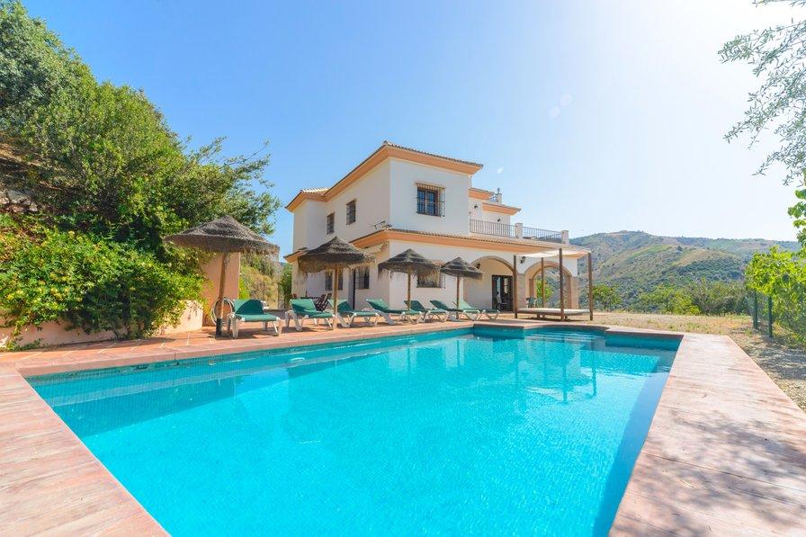 Villa in Spain, Cútar