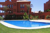 Apartment in Spain, Calahonda: 1. Pool area