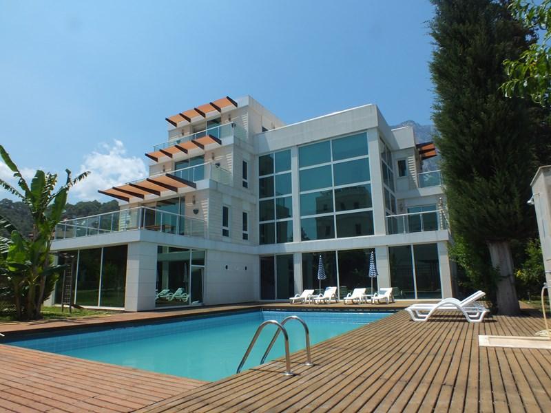 Villa in Turkey, Kemer: Villa 52 with private swimming pool
