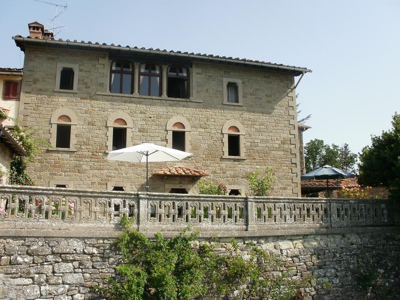 Villa in Italy, Caprese Michelangelo