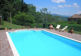 Casa Rosa - attractive stone  house with pool