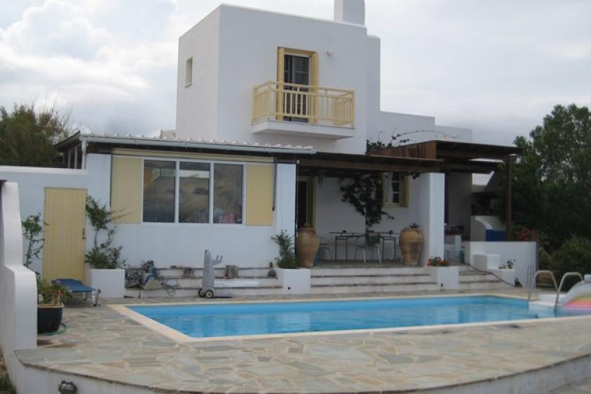 Owners abroad Villa Ecalpemos. Glyfada, Naxos