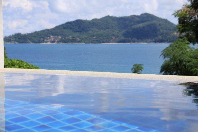 Owners abroad Best price guarantee Atika Villas Oceanfront serviced pool villa5