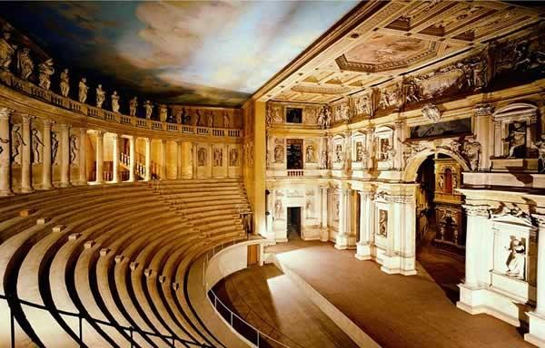 Apartment in Italy, Vicenza: Teatro Olimpico Vicenza