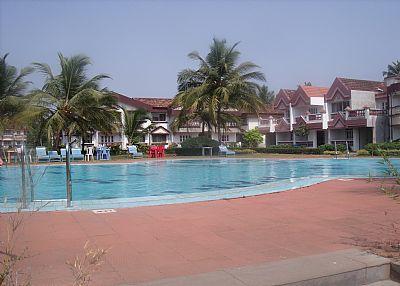 Apartment in India, Benaulim: Pool 1