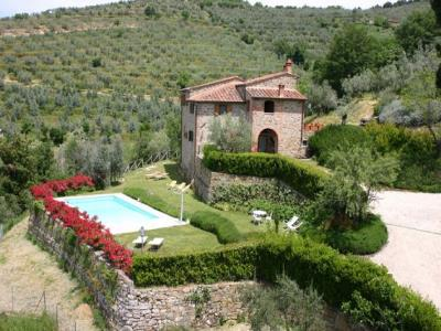 House in Italy, Castiglion Fiorentino: Picture 1 of Image 1