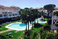 Luxury apartment close to beach near Marbella heated pool