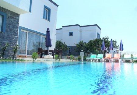 Villa in Gumusluk, Turkey
