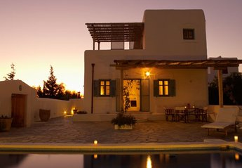 Villa in Greece, Lahania