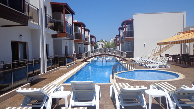Apartment in Turkey, Turgutreis Marina