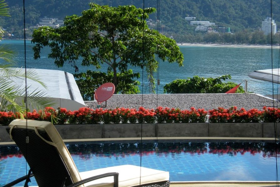 Owners abroad Best price guarantee Atika Villas Oceanfront serviced pool villa1