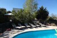 Villa in Italy, Ostuni: Pool and patio area - Villa Rosa