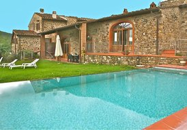 VILLA Greve in Chianti between Siena and Florence