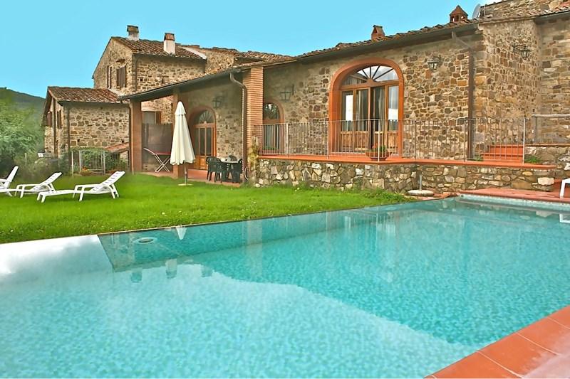 Villa in Italy, Greve