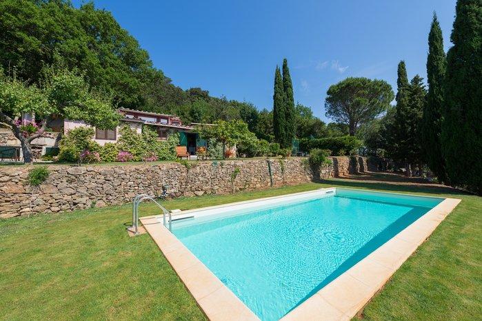 Villa in Italy, Porto Ercole
