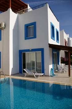 Villa in Turkey, Turgutreis: Villa and pool