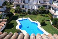 Apartment in Spain, Los Naranjos de Marbella: View from terrace