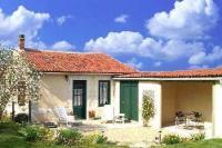 Cottage in France, Aulnay: La Petite Vigne