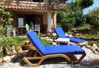 Apartment in Turkey, Kalkan: Welcome to one of our ground floor apartments, Cactus 223, set in a s..