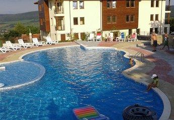 Apartment in Bulgaria, osenovo village: pool area