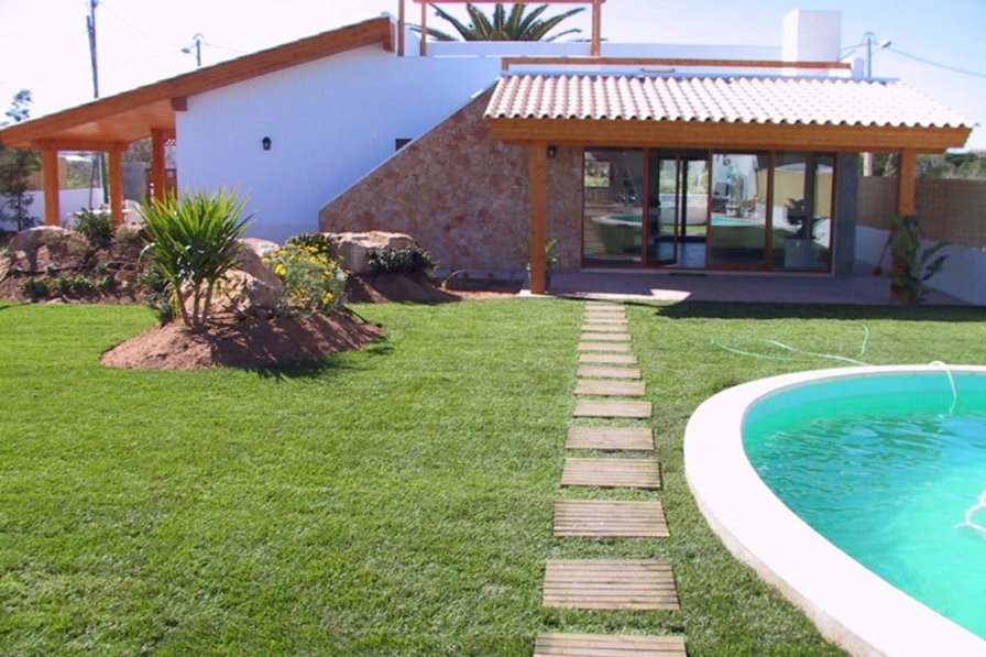 Villa Palmeira, fabulous 3 bedroom villa, private pool, Sagres