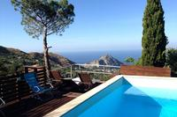 Villa in Italy, Cefalù: View of pool
