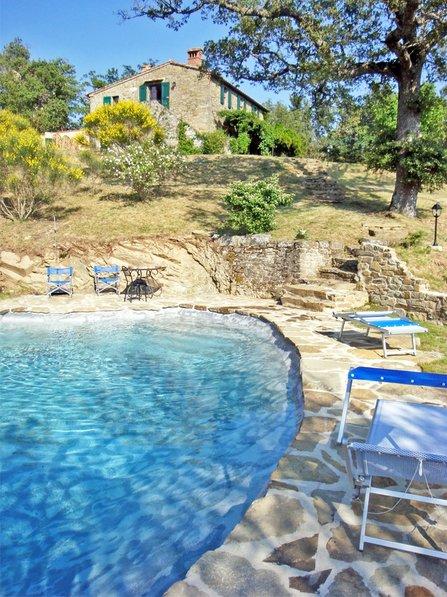 Villa in Italy, Cortona: Unique Private Pool and Villa. Magnificent Views....