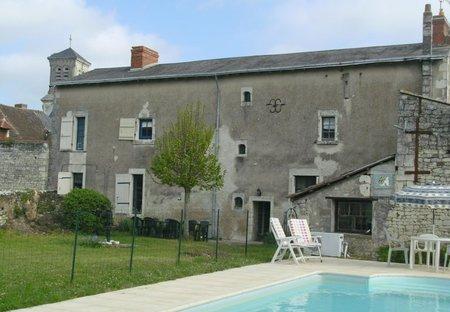 House in Saint-Gervais-les-Trois-Clochers, France