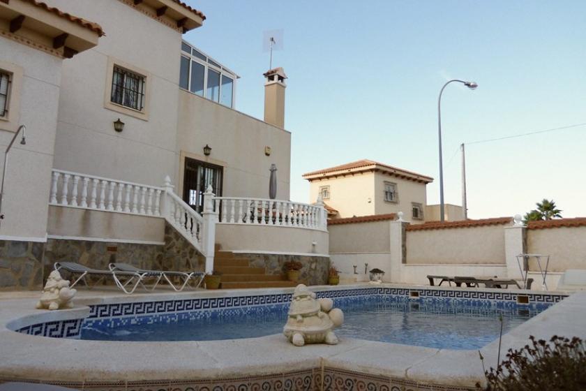 Villa In San Miguel De Salinas Spain With Swimming Pool 133093