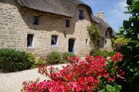 Cottage in France, Lorient: La Chaumiere