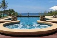 Villa in Thailand, Koh Phangan: Situated on the middle tier, a family friendly swimming pool with ..