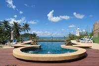 Villa in Thailand, Koh Phangan: Beautiful 10m x 5m swimming pool and jacuzzi