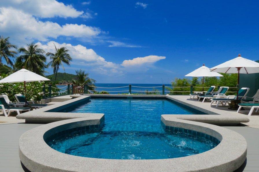 Villa in Thailand, Koh Phangan: