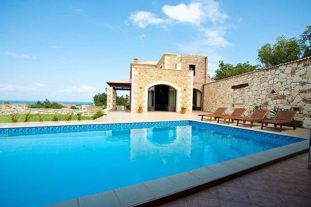 Owners abroad Aristos Villa