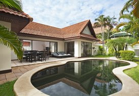 Pattaya Pool Villa Emerald View