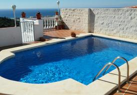 CASA LOS PINOS - holiday rental countryhouse in Torrox Costa