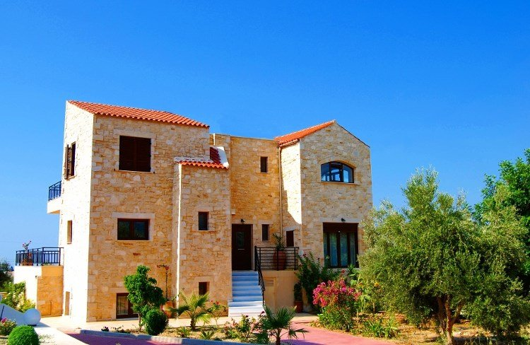 4 bedroom villa in Crete