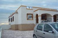 Villa in Spain, Urbanisation La Marina: Front of property
