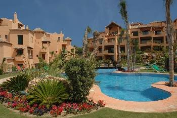 Apartment in Spain, Nueva Atalaya: Private swimming pool for residents