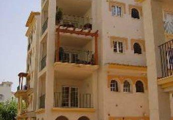 Apartment in Spain, Alfaz del Pi-Albir: The apartment building